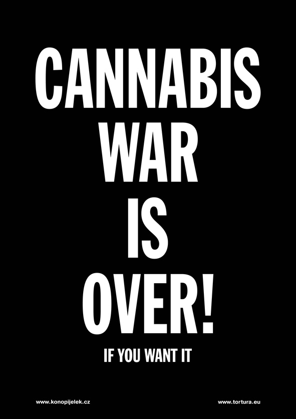 Cannabis War Is Over